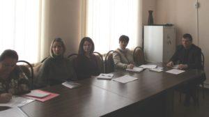 Şedinţa Consiliului de etică
