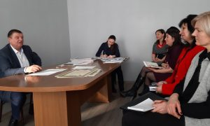 Ședinţa de lucru cu directorii instituţiilor de învăţământ general