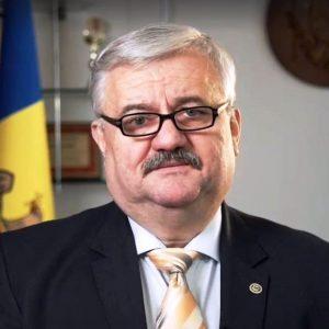 Felicitare dlui Igor Şarov