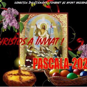 Festivalul raional al cântecului pascal «Pascala-2021»